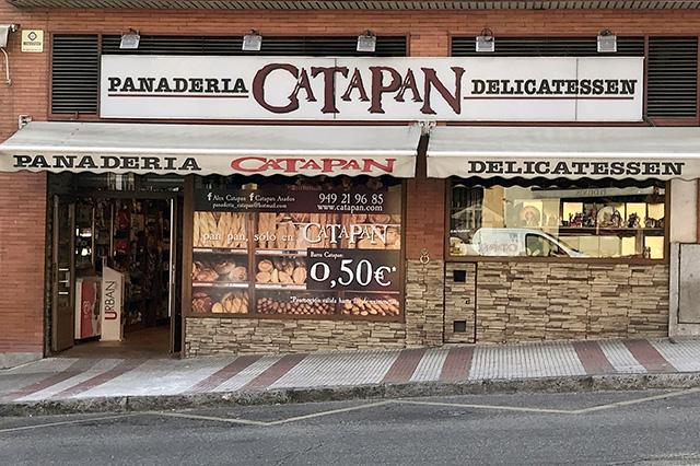 Fachada Catapan en Guadalajara