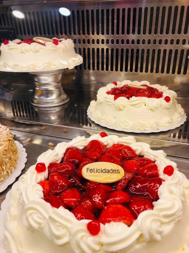 tartas y postres Catapan